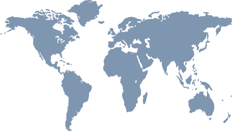 Contact klem and find representatives around the world klem world map illustration gumiabroncs Image collections
